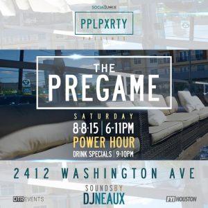 the pregame `1