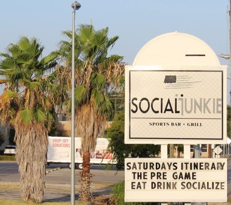 PPL PXRTY X THE PREGAME @ SOCIAL JUNKIE SATURDAYS